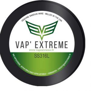 Fils Vap' Extreme Ribbon SS316L